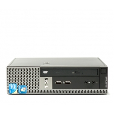 Dell Optiplex 780 USFF | Core2Duo E7500 3.0GHz | 4GB RAM | 120GB SSD | Windows 10 Pro for Refurbished PC