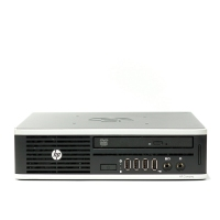HP Compaq 8200 Elite usdt | i5-2400s 2.5Ghz | 4GB RAM | 120GB SSD | Windows 10 Pro for Refurbished PC
