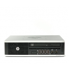 HP Compaq 8000 Elite usdt | Core2Duo E7500 3.0Ghz | 4GB RAM | 120GB SSD | Windows 10 Pro for Refurbished PC
