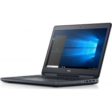 Dell Precision 7510 i7-6720HQ 32GB RAM 512GB SSD nVidia Quadro M2000M 4GB Win10 Pro for refurbished PC