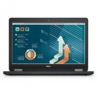 "Dell Latitude E5550 | 15.6"" LED | i7-5600U | 16GB RAM| 240GB SSD | Windows 10 Pro for Refurbished PC"