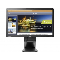 HP EliteDisplay E221c 21.5-inch Webcam LED Backlit Monitor