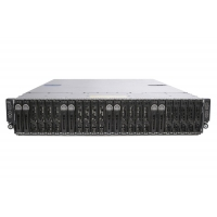 Server Dell PowerEdge C6220 4 noduri cu cite  2x8Core Xeon e5-2690 2.9Ghz, 128GB RAM, LSI HBA, 2x10gbe, 2x1100W