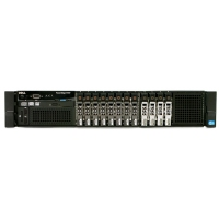 Server Dell PowerEdge R720 16x2.5 SFF| 2x Xeon e5-2650 v2 2.6 Ghz | 64GB RAM DDR3 | Perc H710 | 2x460W