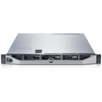 Server Dell PowerEdge R320 Xeon | SixCore E5-2430 | 24GB RAM DDR3 | 2x300GB SAS 10K | 2xPSU