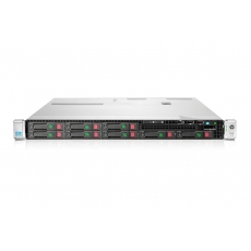Server HP Proliant DL360p Gen8 2x 8Core Xeon E5-2650 v2 2.6GHz, 64GB RAM DDR3, HP P420 1GB, 2xPSU