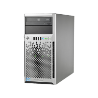 Server HP Proliant ML310e gen8 4xLFF Xeon QuadCore e3-1220v3 3.1Ghz 16GB ECC Raid P420 512FBBU 2x 460W PSU