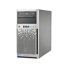 Server HP Proliant ML310e gen8 | Xeon QuadCore e3-1220v2 3.1Ghz | 16GB ECC | Raid | Diskless | 1x PSU