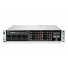 Server HP Proliant DL380p Gen8 | 2x8Core 2.7GHz | 64GB DDR3 | HP P420 1GB | 2xPSU