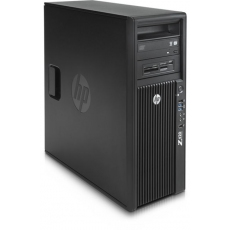 HP Workstation Z420 Intel Xeon 6Core E5-1650 v2 32GB RAM DDR3 12800R 256GB SSD nVidia Quadro K2000 600W